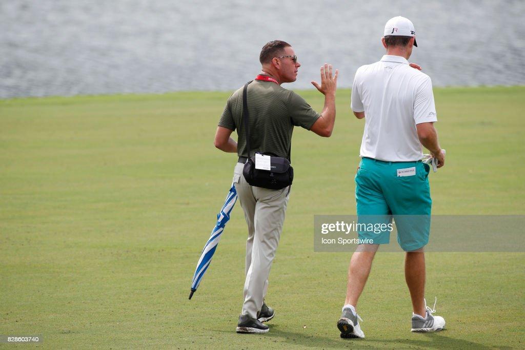 Golf Aug 9 Pga Pga Championship Third Practice Round Pictures