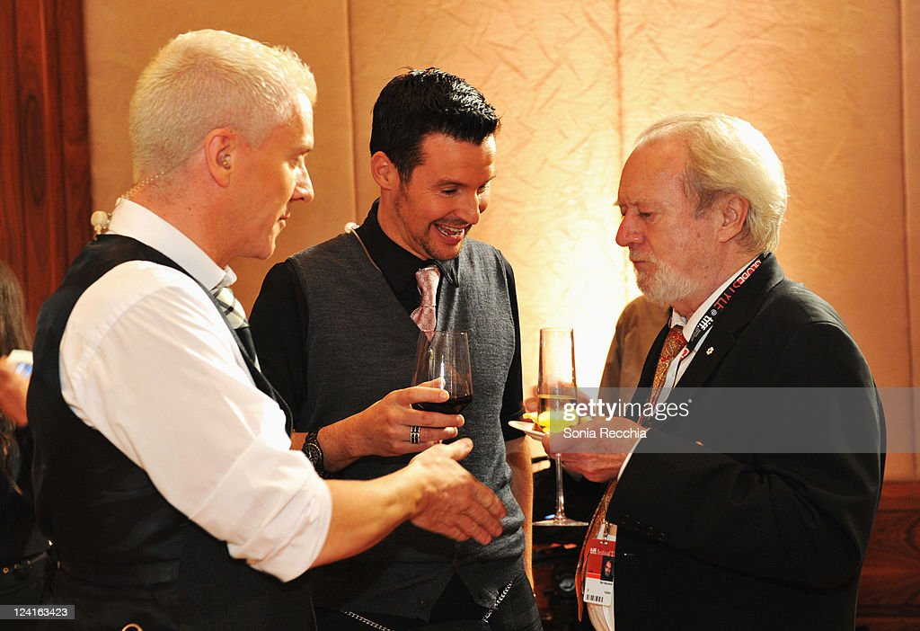 """Opening Night Pre-Cocktail Party: """"From The Sky Down"""" - 2011 Toronto International Film Festival"""
