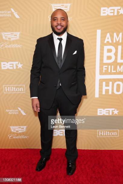 Justin Simien attends American Black Film Festival Honors Awards Ceremony at The Beverly Hilton Hotel on February 23, 2020 in Beverly Hills,...