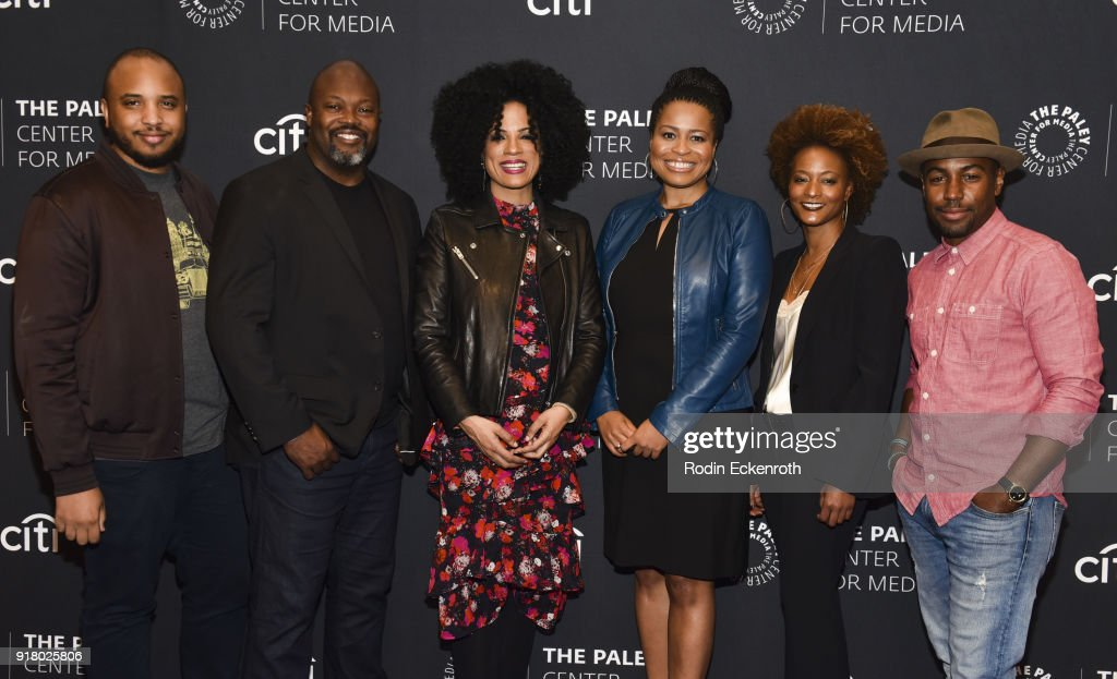 "The Paley Center For Media Presents ""They Run The Show: African-American Creators And Producers In Conversation"" - Arrivals"