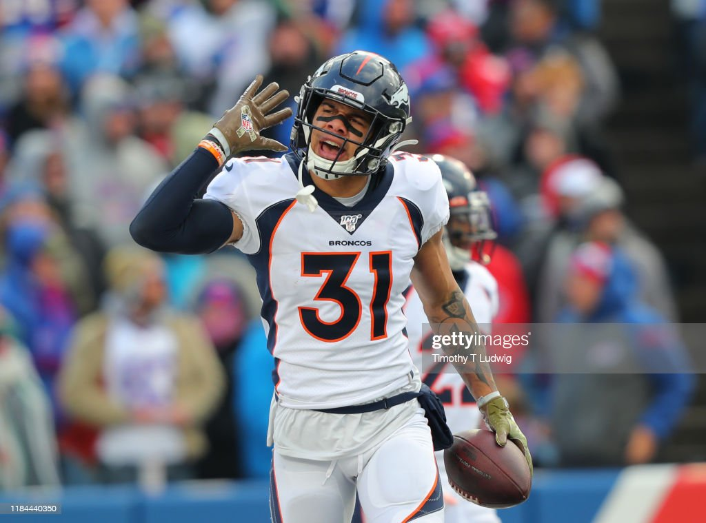 Denver Broncos v Buffalo Bills : News Photo