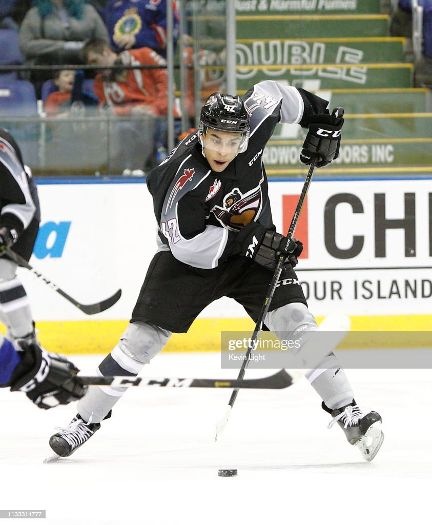Vancouver Giants v Victoria Royals : News Photo