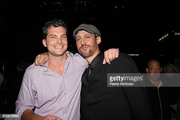 Justin Sparks and Santino Rice attend Miss Universe Post Pageant VIP Party hosted by Chuck Nabit Dave Geller Ed St John Greg Barnhill Freddie Wyatt...
