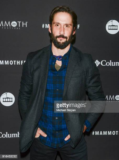 Justin Street attends Inaugural Mammoth Film Festival Day 2 on February 9 2018 in Mammoth Lakes California