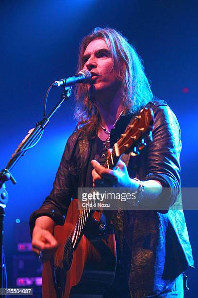 Justin Sullivan of New Model Army performs at The Forum on December 4, 2010 in London, England.