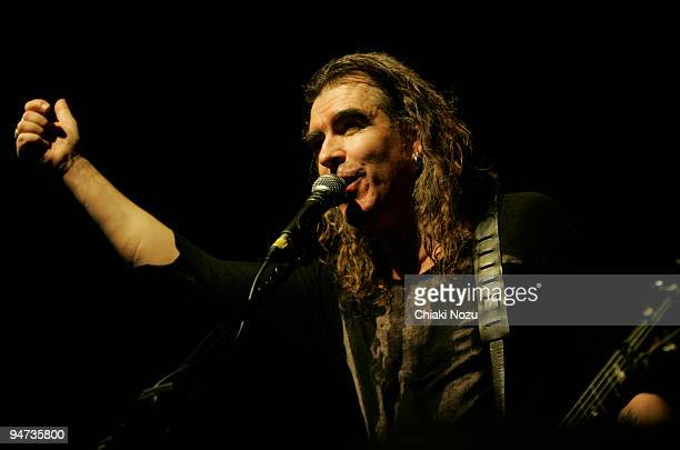 Justin Sullivan of New Model Army performs at The Forum on December 17 2009 in London England