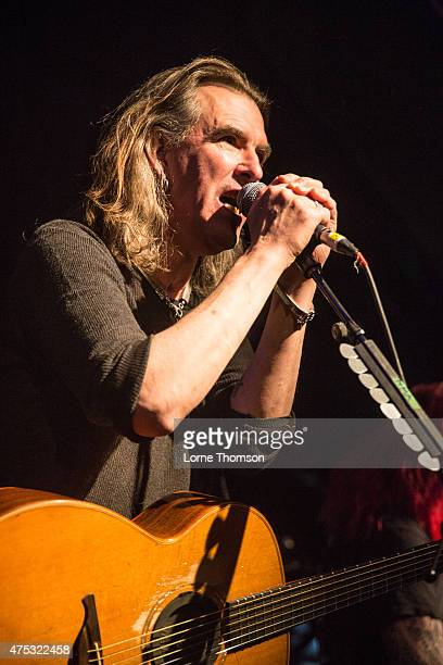 Justin Sullivan of New Model Army performs at the Jazz Cafe on May 30, 2015 in London, United Kingdom