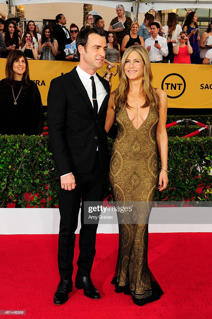 21st Annual Screen Actors Guild Awards : News Photo