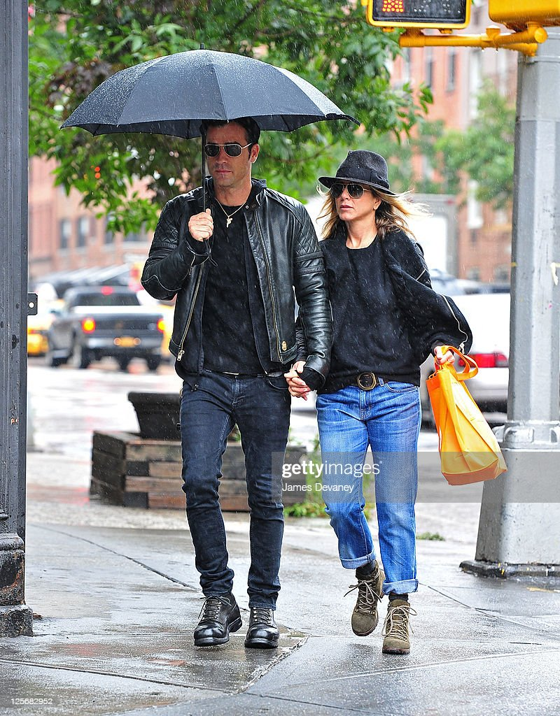 Celebrity Sightings In New York City - September 20, 2011 : News Photo