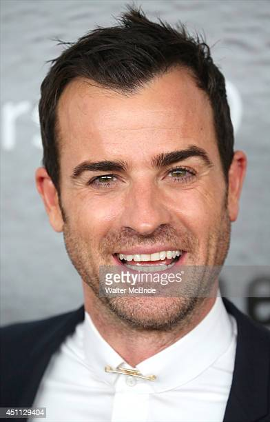 Justin Theroux attends The Leftovers premiere at NYU Skirball Center on June 23 2014 in New York City