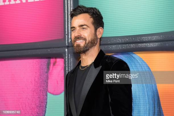 Justin Theroux attends the 'Maniac' season 1 New York premiere at Center 415 on September 20 2018 in New York City
