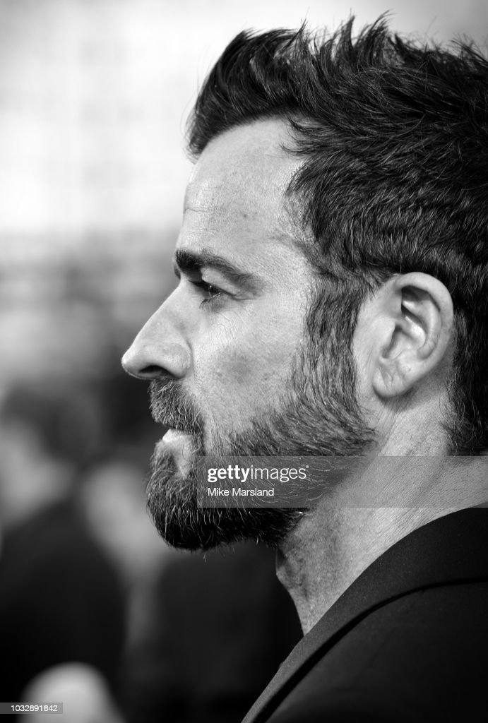 Justin Theroux attends the World premiere of the new Netflix series 'Maniac' at Southbank Centre on September 13, 2018 in London, England.