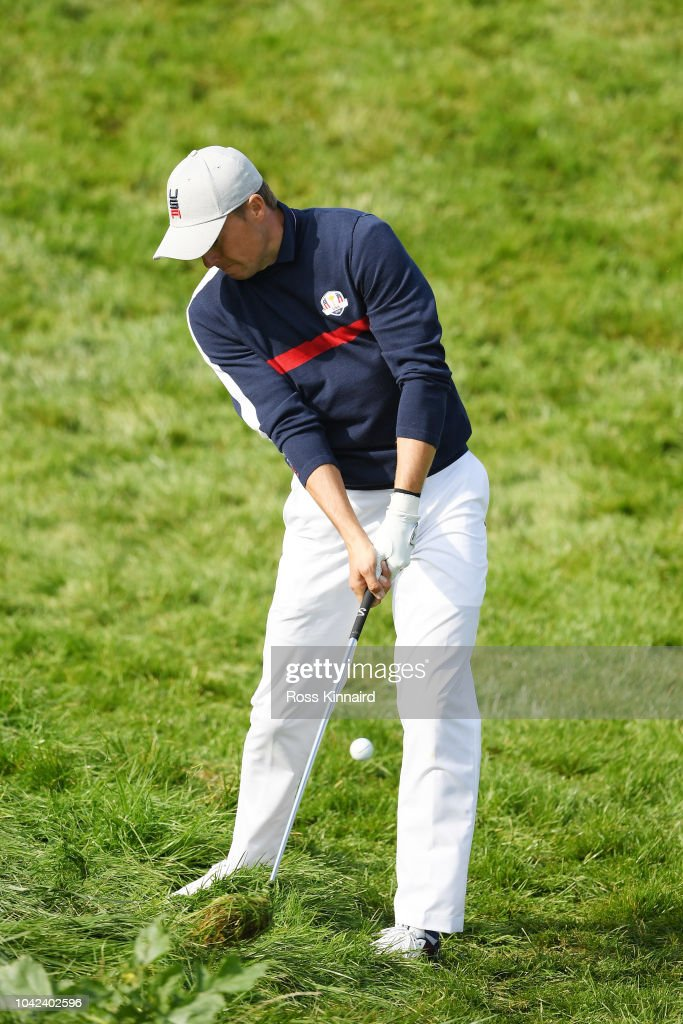 2018 Ryder Cup - Afternoon Foursome Matches : ニュース写真