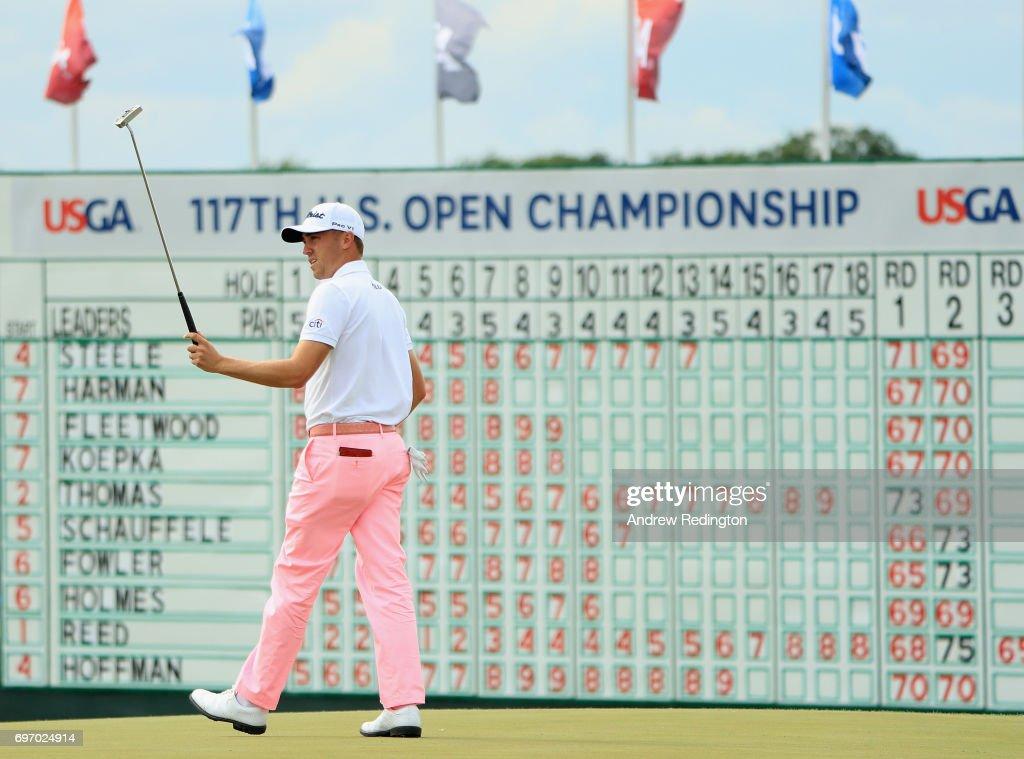 U.S. Open - Round Three : News Photo