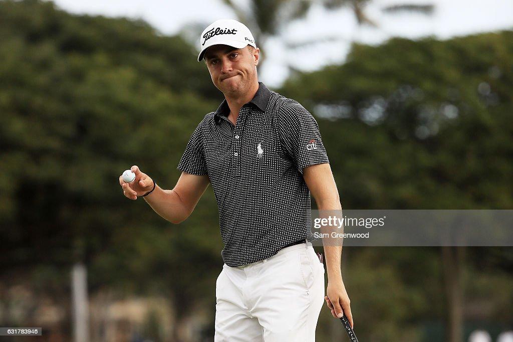 Sony Open In Hawaii - Final Round : ニュース写真