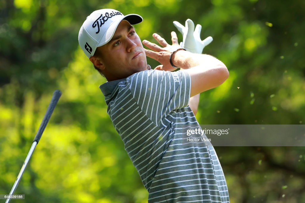 World Golf Championships-Mexico Championship - Final Round : News Photo