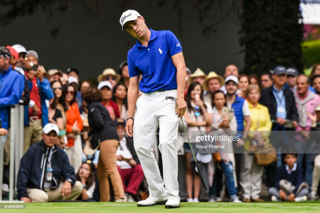 World Golf Championships-Mexico Championship - Round Three : ニュース写真