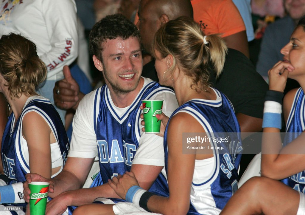 NSYNC  Challenge For The Children Celebrity Basketball Game