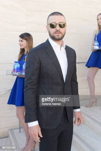 Justin Timberlake at The Hollywood Reporter's 26th Annual Women In Entertainment Breakfast presented in partnership with FIJI Water at Milk Studios...