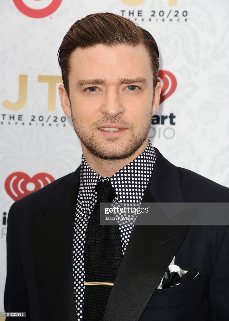 """Target Presents The iHeartRadio """"20/20"""" Album Release Party With Justin Timberlake : News Photo"""