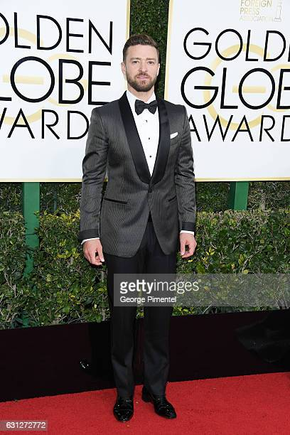 Justin Timberlake attends the 74th Annual Golden Globe Awards held at The Beverly Hilton Hotel on January 8 2017 in Beverly Hills California