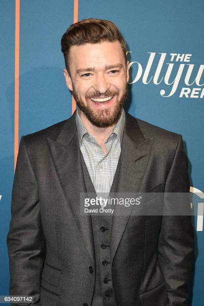 Justin Timberlake attends The Hollywood Reporter 5th Annual Nominees Night Arrivals at Spago on February 6 2017 in Beverly Hills California