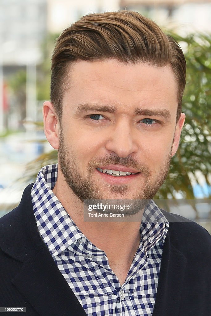 Justin Timberlake attends the photocall for 'Inside Llewyn Davis' during the 66th Annual Cannes Film Festival at Palais des Festivals on May 19, 2013 in Cannes, France.
