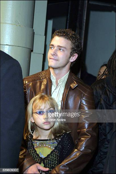 Justin Timberlake Boyfriend of Britney Spears andJamie Lynn the singer's sister
