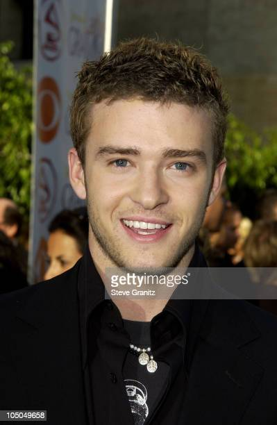 Justin Timberlake during 3rd Annual Latin GRAMMY Awards Arrivals at Kodak Theatre in Hollywood California United States