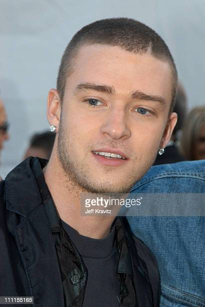 Justin Timberlake during The 30th Annual American Music Awards - Arrivals at Shrine Auditorium in Los Angeles, California, United States.