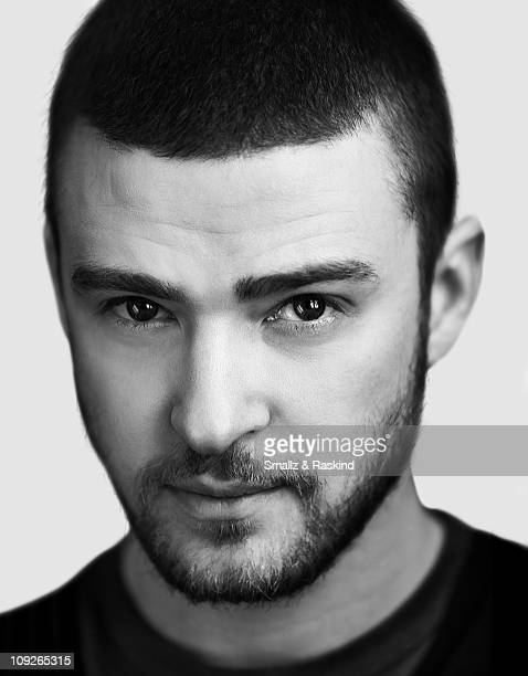 Justin Timberlake is photographed for AOL Unscripted on January 24 2007 at the Sundance Film Festival in Park City Utah