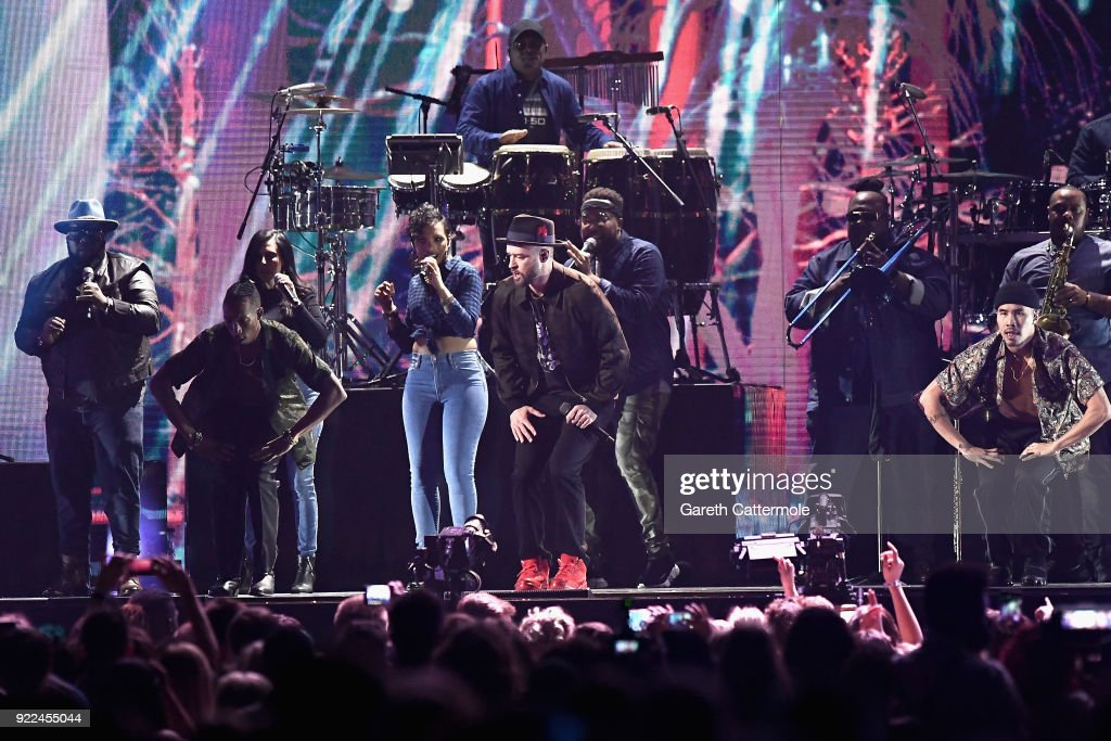 The BRIT Awards 2018 - Show : ニュース写真