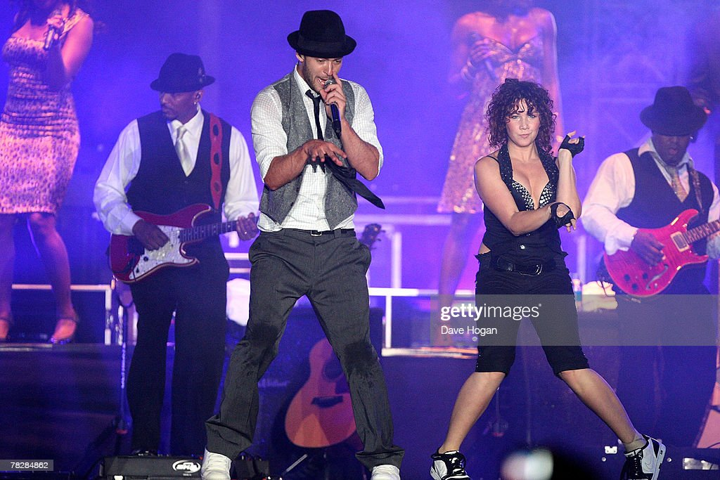 Justin Timberlake: Closing Concert Of 'FutureSex/LoveShow' World Tour : ニュース写真