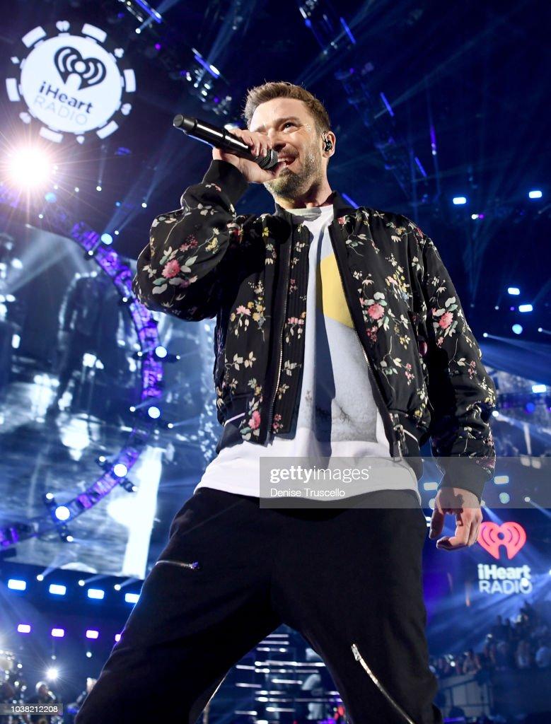 2018 iHeartRadio Music Festival