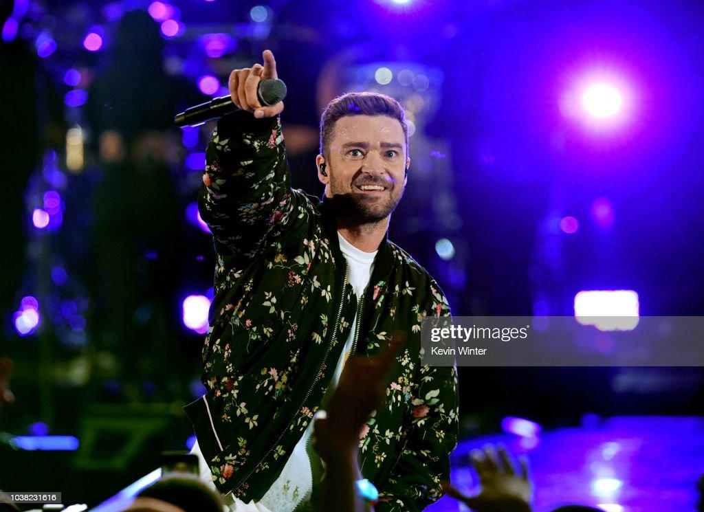 2018 iHeartRadio Music Festival -  Night 2 - Show : News Photo