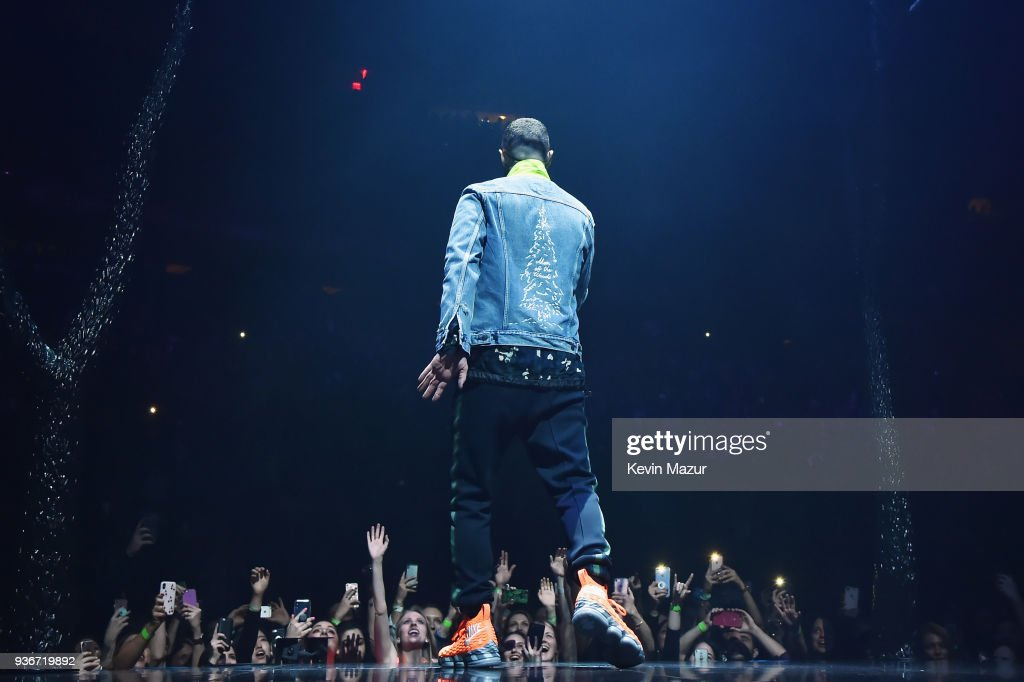 "Justin Timberlake ""The Man Of The Woods"" Tour - New York"