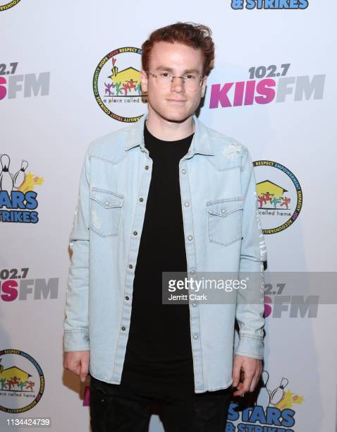 Justin Tinucci attends A Place Called Home's Annual Stars And Strikes Celebrity Bowling And Poker Tournament at PINZ Bowling Entertainment Center on...