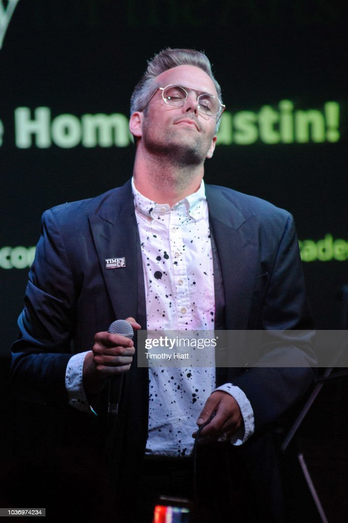 The Justin Tranter Recording Studio Ribbon Cutting Ceremony