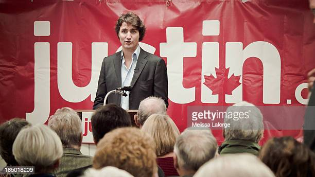 Justin Trudeau campaigns for Canada's Federal Liberal Leadership in the fall of 2012, culminating his impressive race in April, 2013. Justin follows...