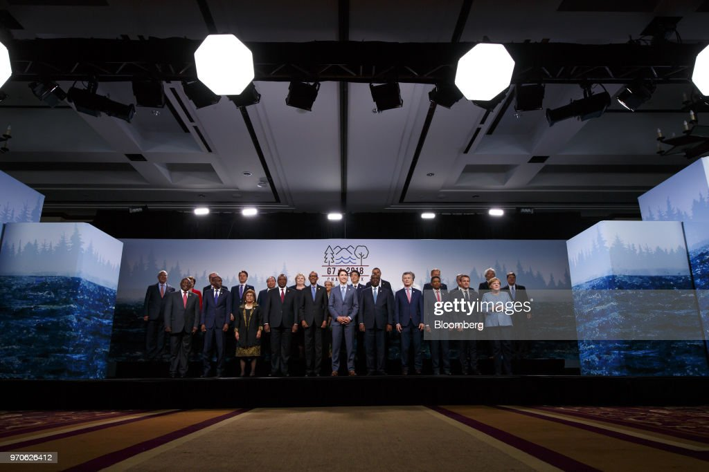 Group of Seven  Leaders Summit