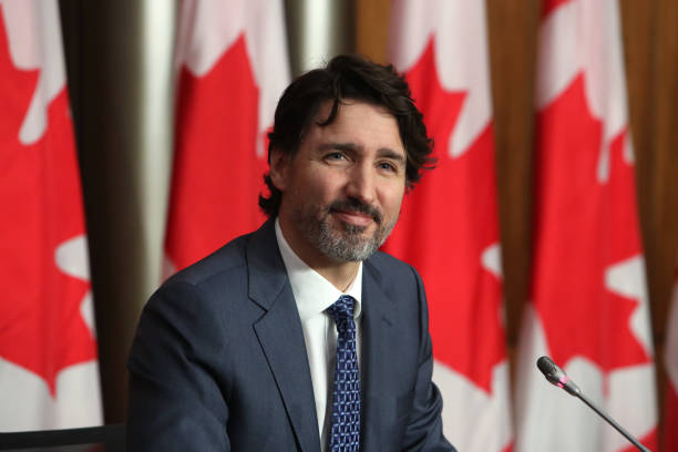 CAN: Prime Minister Justin Trudeau Holds News Conference