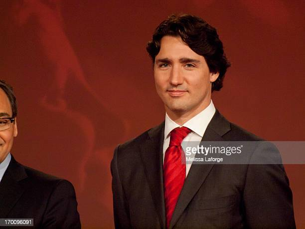 Justin Trudeau speaks as Leader of the Federal Liberal Party of Canada, 2013