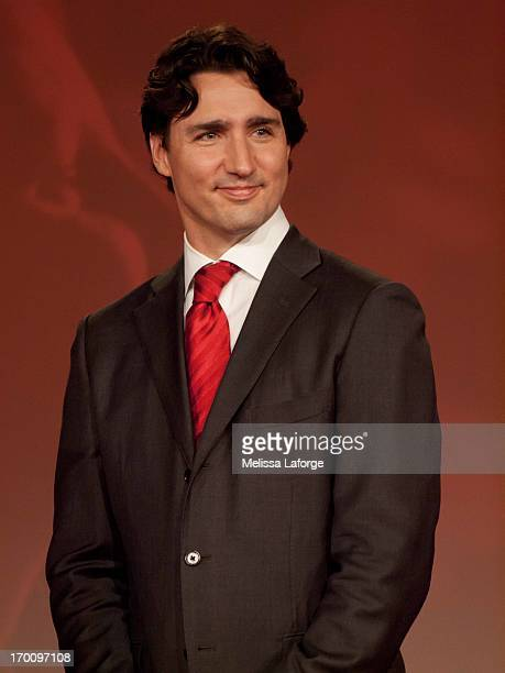 Justin Trudeau speaks as Leader of the Liberal Party of Canada, 2013