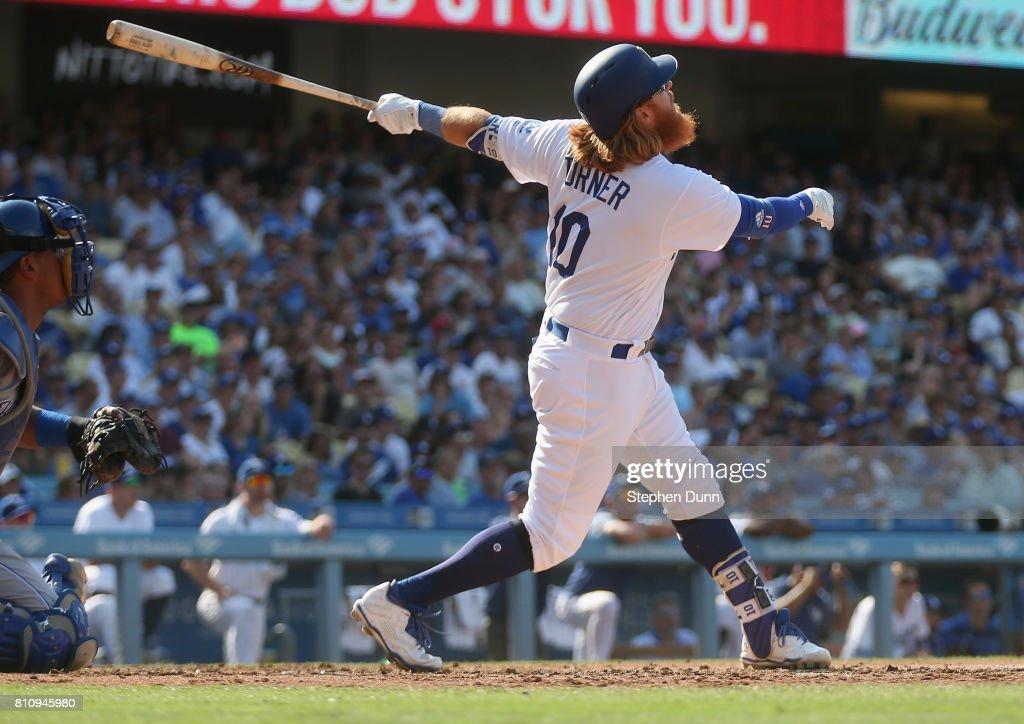 Kansas City Royals v Los Angeles Dodgers : News Photo