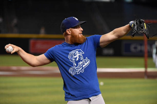 AZ: Los Angeles Dodgers v Arizona Diamondbacks