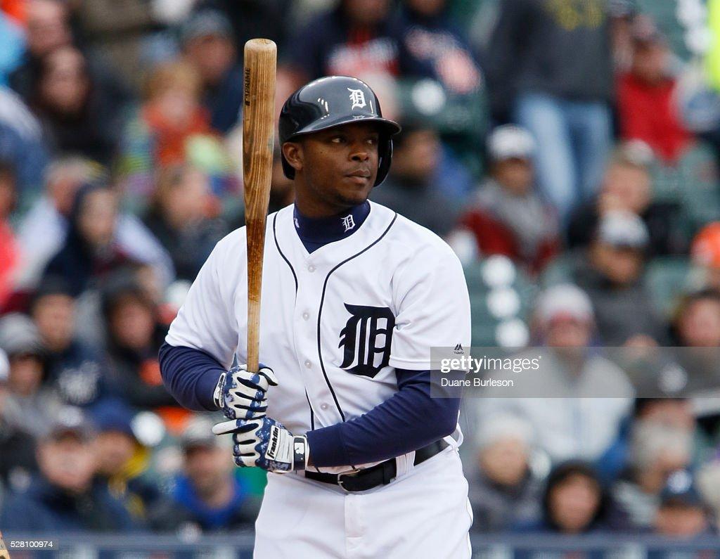 Oakland Athletics v Detroit Tigers : News Photo