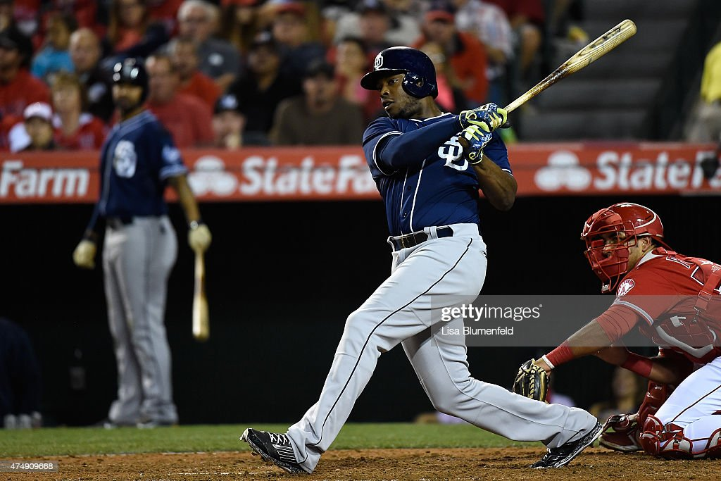 San Diego Padres v Los Angeles Angels of Anaheim : News Photo