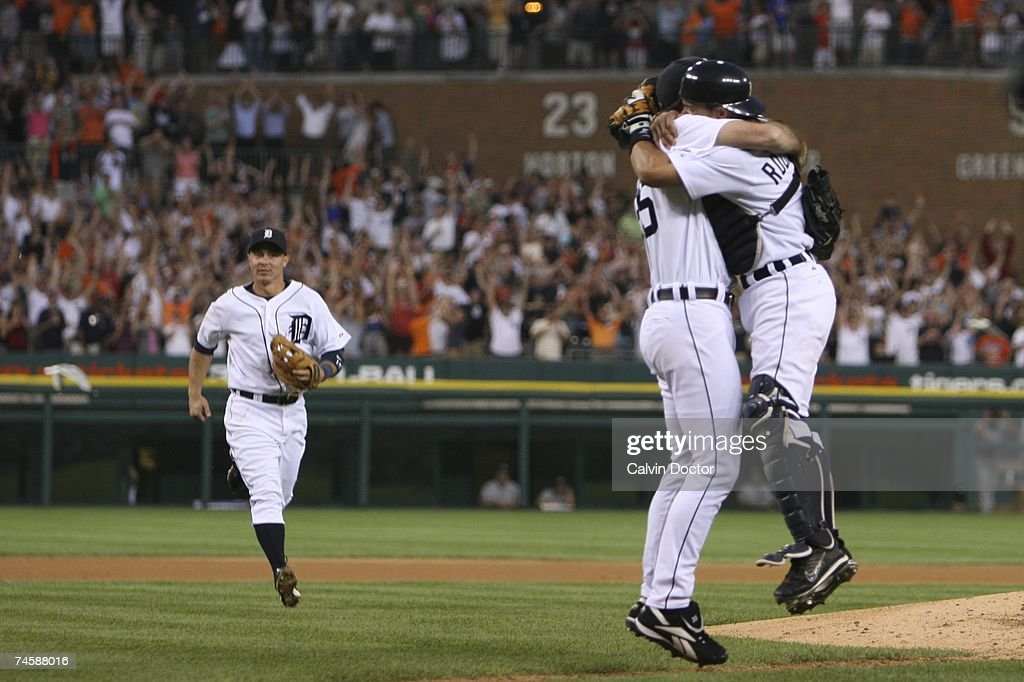 Milwaukee Brewers v Detroit Tigers : News Photo