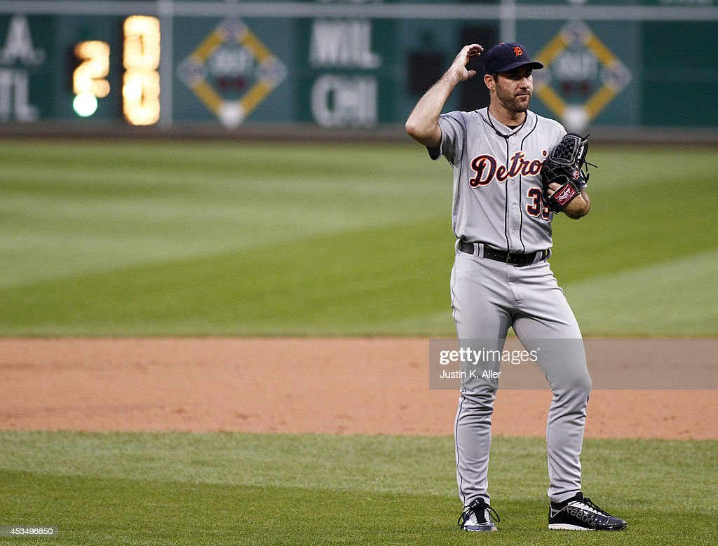 Detroit Tigers v Pittsburgh Pirates : News Photo