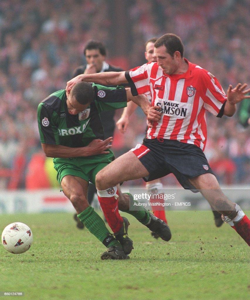 Sunderland v Stoke city, Soccer : News Photo